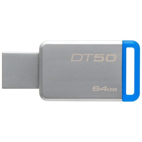 Фотография товара флеш-диск Kingston DT50/64GB (50047882)
