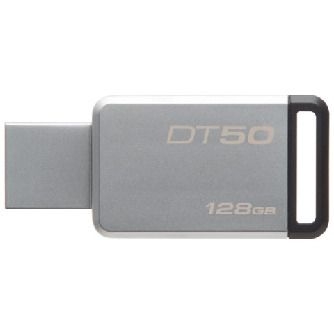 Фотография товара флеш-диск Kingston DT50/128GB (50047883)