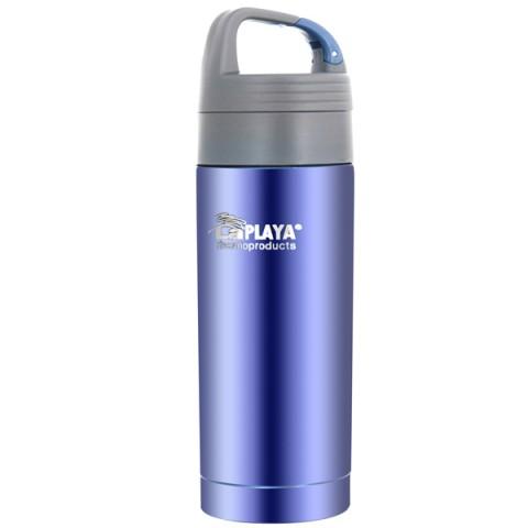 Фотография товара термокружка LaPlaya Thermo Drink Mug Carabiner 0,35л Violet (560085) (50048039)