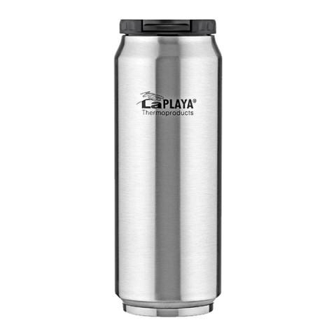 Фотография товара термокружка LaPlaya Travel Mug Warm-Cool Can 0,5л Silver (560102) (50048050)