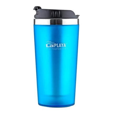 Фотография товара термокружка LaPlaya Mercury Mug 0,4л Blue (560068) (50048051)