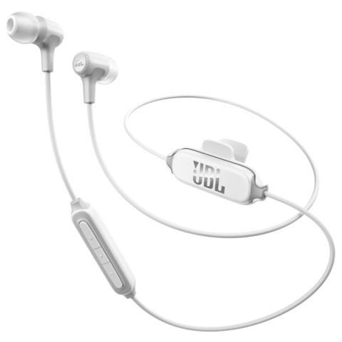 Фотография товара наушники Bluetooth JBL E25BT White (JBLE25BTWHT) (50048076)