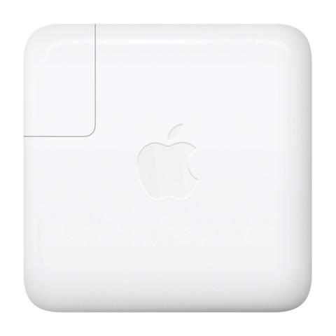Фотография товара сетевой адаптер для MacBook Apple 61W USB-C Power Adapter (MNF72Z/A) (50048309)