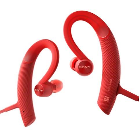 Фотография товара спортивные наушники Bluetooth Sony MDR-XB80BS/RZ (50048442)