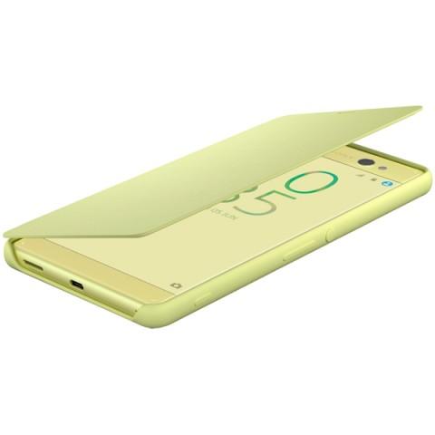Фотография товара чехол для сотового телефона Sony SCR60 Lime Gold для Xperia XA Ultra (50048532)