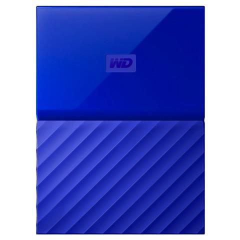 """Фотография товара внешний жесткий диск 2.5"""" WD My Passport 1Tb Blue (WDBBEX0010BBL-EEUE) (50048576)"""