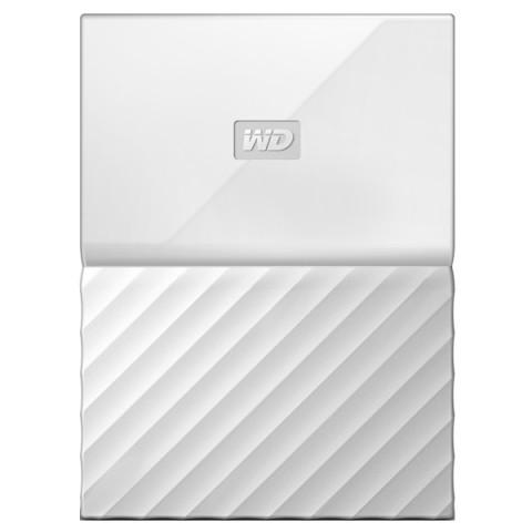 """Фотография товара внешний жесткий диск 2.5"""" WD My Passport 1Tb White (WDBBEX0010BWT-EEUE) (50048578)"""