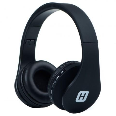 Фотография товара наушники Bluetooth с MP3 Harper HB-203 Black (50048766)