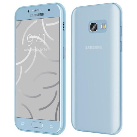 Фотография товара чехол для сотового телефона Vipe для Galaxy A5 2017 0.3 Ultra slim TPU прозрачный (50048854)