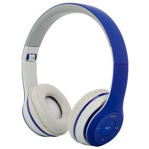 Фотография товара наушники Bluetooth с MP3 Harper HB-212 Blue (50049109)