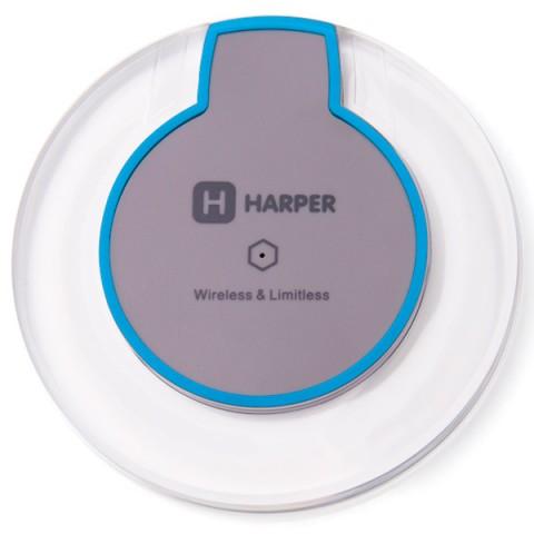 Фотография товара беспроводное зарядное устройство Harper QCH-3090 (50049276)