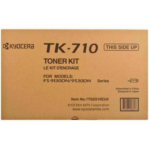 Фотография товара картридж для лазерного принтера Kyocera TK-710 (50049313)
