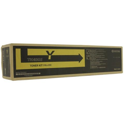 Фотография товара картридж для лазерного принтера Kyocera TK-8305Y (50049316)
