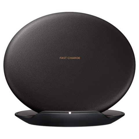Фотография товара беспроводное зарядное устройство Samsung EP-PG950 Black (EP-PG950BBRGRU) (50049343D)