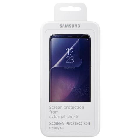 Фотография товара плёнка для сотового телефона Samsung Galaxy S8+ (ET-FG955CTEGRU) (50049345)