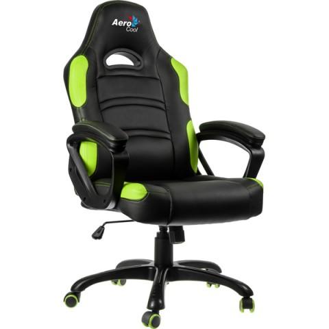 Фотография товара кресло компьютерное игровое Aerocool AC80C-BG (50049422)