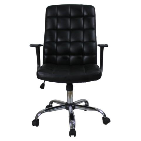Фотография товара кресло компьютерное игровое College BX-3619 Black (50049470D)