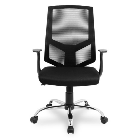 Фотография товара кресло компьютерное игровое College HLC-1500F-1C Black (50049471D)