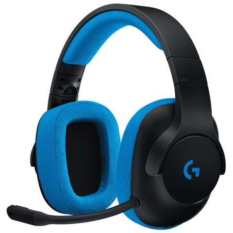 Фотография товара игровые наушники Logitech G233 Prodigy Wired Gaming Headset (981-000703) (50049869)