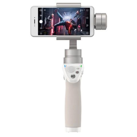 Фотография товара монопод для смартфона DJI Osmo Mobile Silver (Со стабилизатором) (50049903D)
