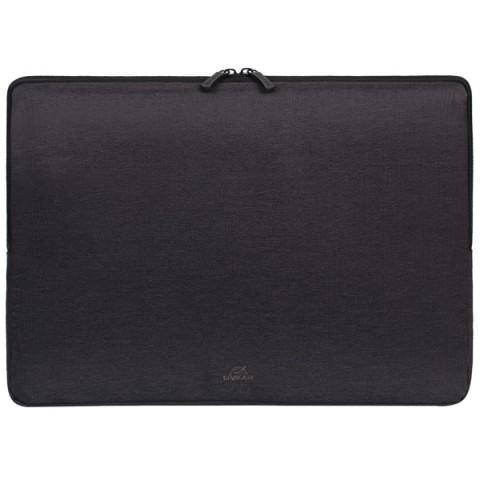 """Фотография товара папка для ноутбука до 15"""" RIVACASE 7705 Black 15.6"""" (50050179)"""
