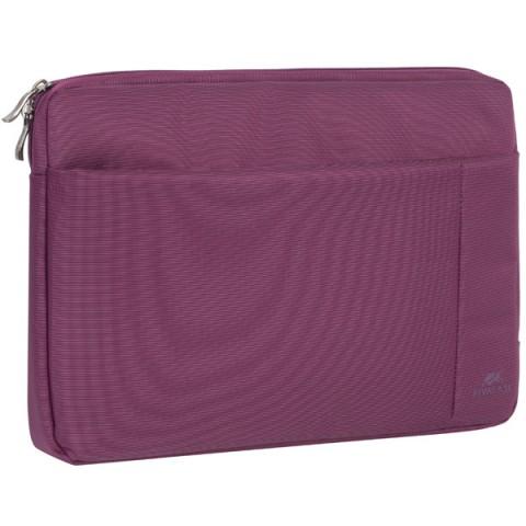 """Фотография товара папка для ноутбука до 13"""" RIVACASE 8203 Purple 13.3"""" (50050181)"""