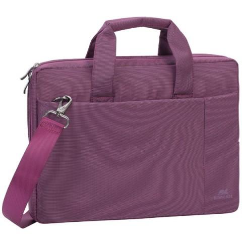 """Фотография товара кейс для ноутбука до 13"""" RIVACASE 8221 Purple 13,3"""" (50050182)"""