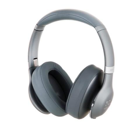 Фотография товара наушники Bluetooth JBL Everest 710BT Silver (JBLV710BTSIL) (50050452)