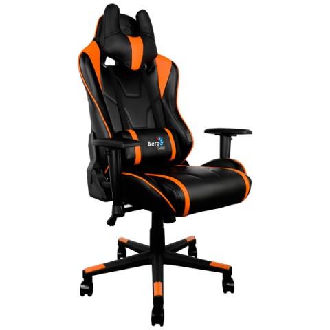 Фотография товара кресло компьютерное игровое Aerocool AC220-BO (50050571)