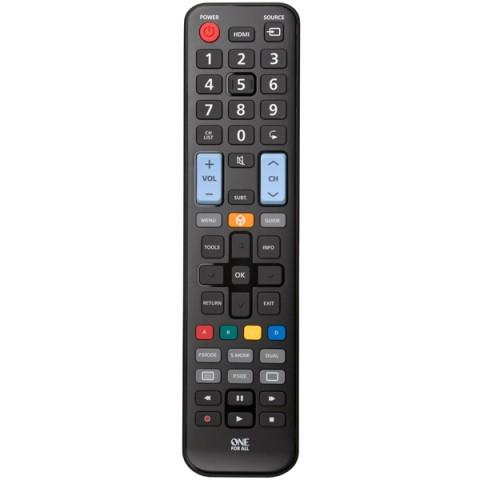 Фотография товара пульт ДУ One For All URC1910 для ТВ Samsung (50050581)