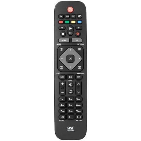 Фотография товара пульт ДУ One For All URC1913 для ТВ Philips (50050584)