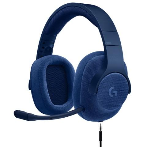 Фотография товара игровые наушники Logitech G433 7.1 Royal Blue (981-000687) (50050679)