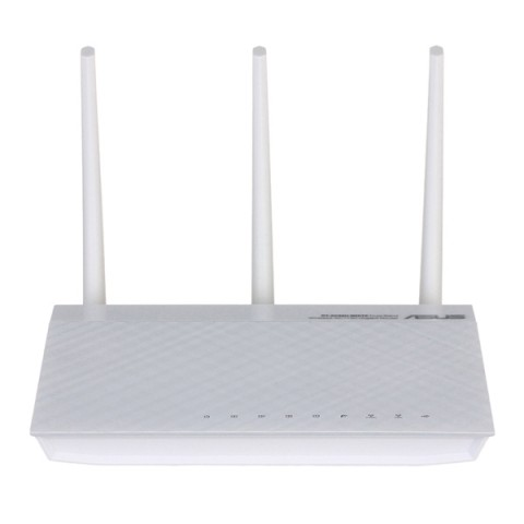 Фотография товара wi-Fi роутер ASUS RT-AC66u White (50050760)