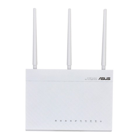 Фотография товара wi-Fi роутер ASUS RT-AC68u White (50050761)