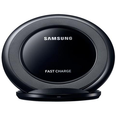 Фотография товара беспроводное зарядное устройство Samsung EP-NG930TBRGRU (50050779)
