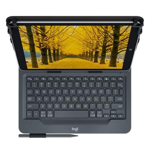 Фотография товара чехол для планшетного компьютера Logitech 920-008342 с клавиатурой (50050786)