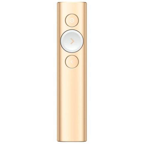 Фотография товара презентер Logitech Spotlight R-R0011 Gold (910-004862) (50050787)