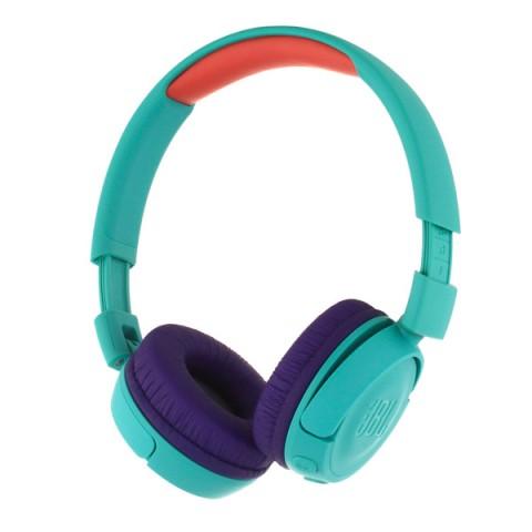 Фотография товара наушники Bluetooth JBL JR300 BT Turquoise (JBLJR300BTTEL) (50050814)