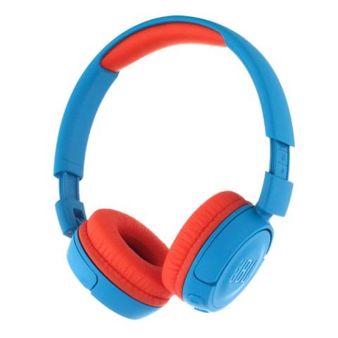 Фотография товара наушники Bluetooth JBL JR300 BT Blue (JBLJR300BTUNO) (50050815)
