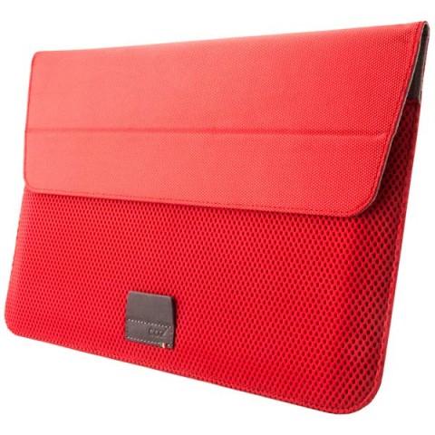 "Фотография товара кейс для MacBook Cozistyle ARIA Macbook 13"" Air/ Pro Flame Red (CASS1311) (50050881)"