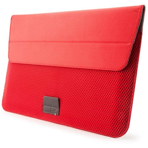 "Фотография товара кейс для MacBook Cozistyle ARIA Macbook 11"" Air Flame Red (CASS1111) (50050893)"
