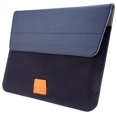"""Купить кейс для MacBook Cozistyle ARIA Macbook 13"""" Air/ Pro DarkBlue (CASS1302) (50050896) в Москве, в Спб и в России"""