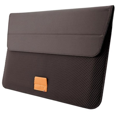 "Фотография товара кейс для MacBook Cozistyle ARIA Macbook 13"" Air/ Pro Stone Gray (CASS1323) (50050920)"