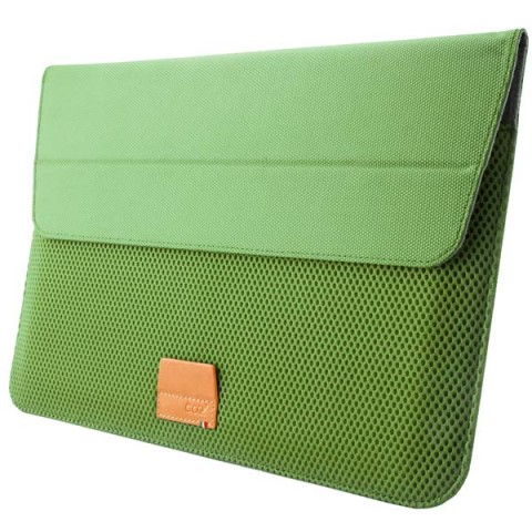 "Фотография товара кейс для MacBook Cozistyle ARIA Macbook 15"" Pro Retina Fern Green (CASS1505) (50050922)"