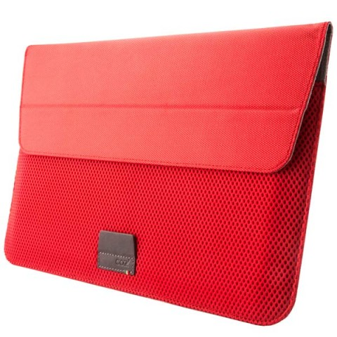 "Фотография товара кейс для MacBook Cozistyle ARIA Macbook 15"" Pro Retina Flame Red (CASS1511) (50050923)"