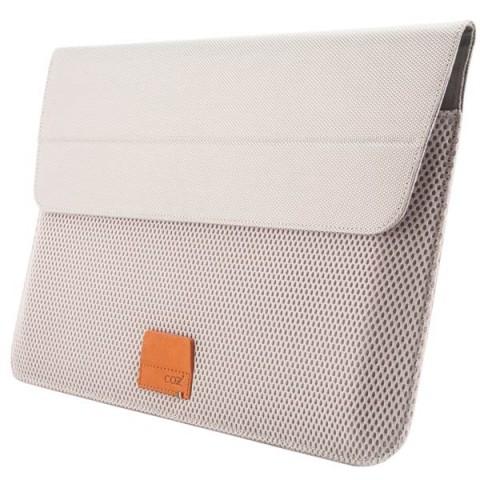 "Фотография товара кейс для MacBook Cozistyle ARIA Macbook 15"" Pro Retina Lily White (CASS1517) (50050925)"