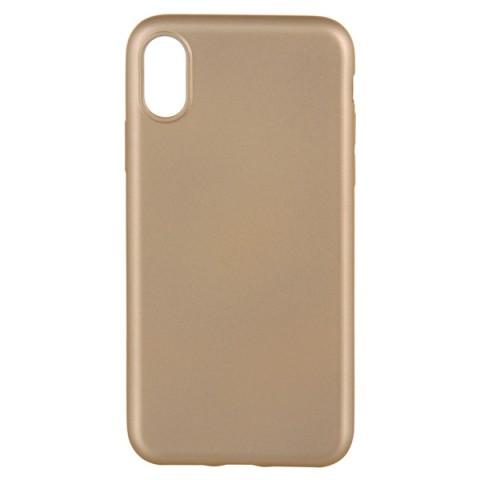 Купить чехол для iPhone Vipe для iPhone X золотой (VPIPXCOLGLD) (50050939) в Москве, в Спб и в России