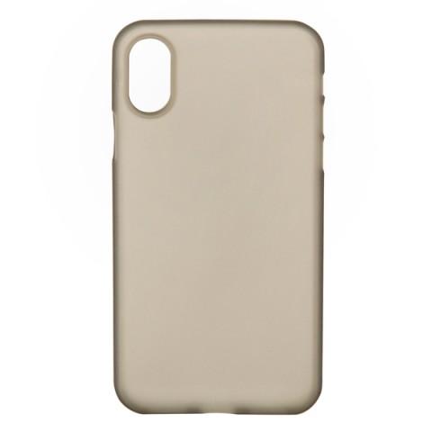 Фотография товара чехол для iPhone Vipe для iPhone X Flex темно-серый (VPIPXFLEXDG) (50050953)