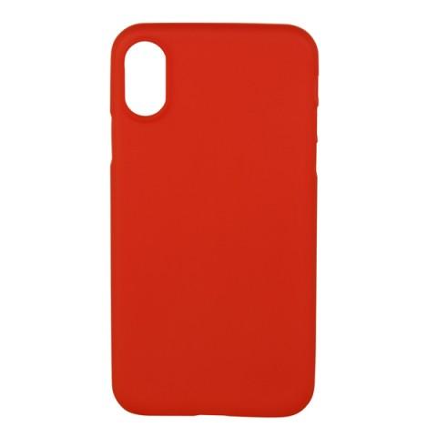 Купить чехол для iPhone Vipe для iPhone X Flex красный (VPIPXFLEXRED) (50050954) в Москве, в Спб и в России