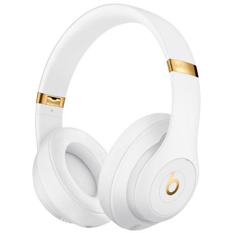 Фотография товара наушники Bluetooth Beats Studio3 Wireless White (MQ572ZE/A) (50050972)